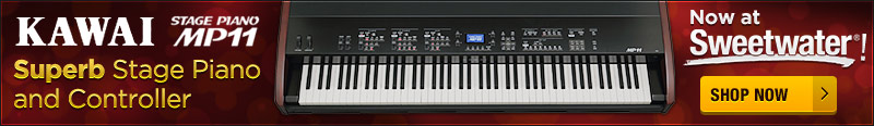 Kawai Superb Stage Piano and Controller