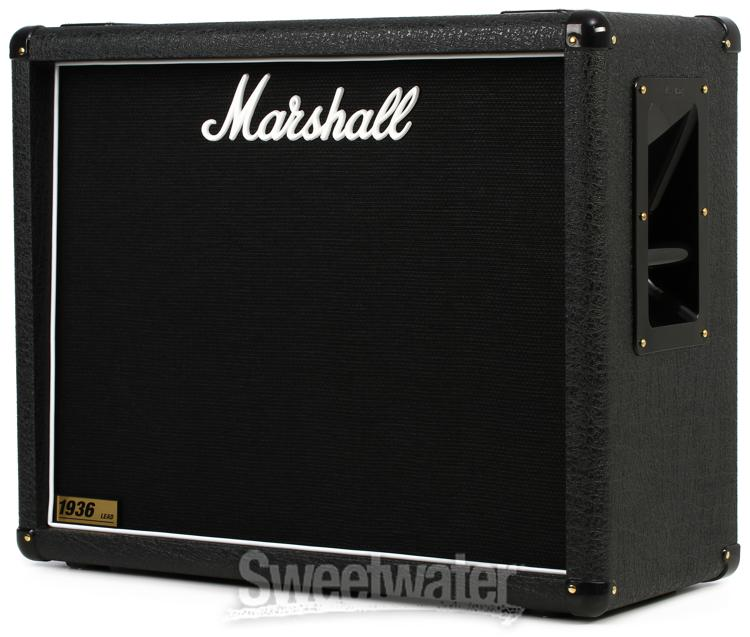 marshall 1936 150w 2x12 extension cabinet. Black Bedroom Furniture Sets. Home Design Ideas