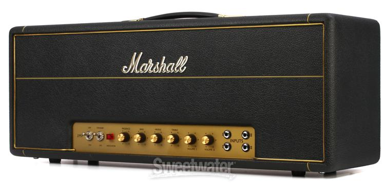 marshall 1959hw 100w handwired tube head. Black Bedroom Furniture Sets. Home Design Ideas
