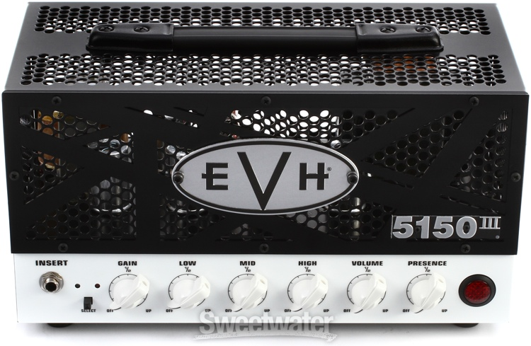 evh 5150 iii lbx tube amp head demo by sweetwater sweetwater. Black Bedroom Furniture Sets. Home Design Ideas