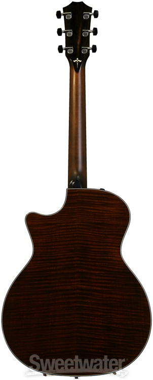 taylor 614ce acoustic electric guitar review sweetwater. Black Bedroom Furniture Sets. Home Design Ideas