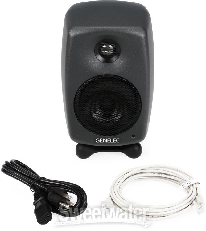 genelec 8320a 4 smart active monitor ea. Black Bedroom Furniture Sets. Home Design Ideas