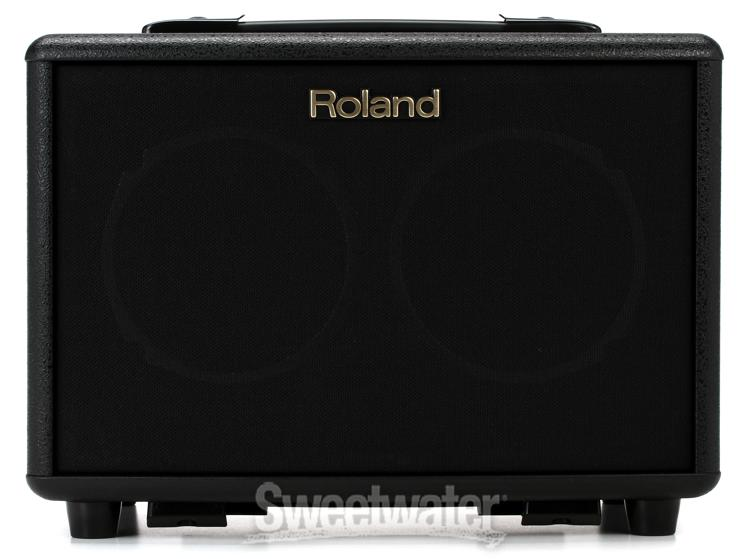 roland ac 33 acoustic guitar amplifier demo sweetwater sweetwater. Black Bedroom Furniture Sets. Home Design Ideas
