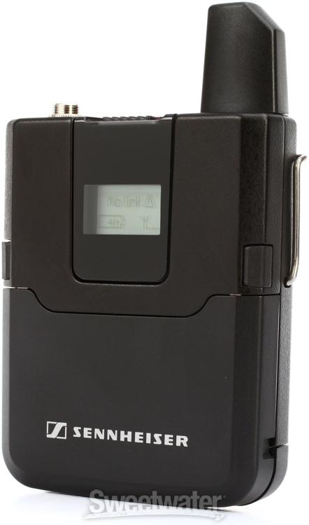 sennheiser avx digital wireless system handheld and lavalier combo set. Black Bedroom Furniture Sets. Home Design Ideas