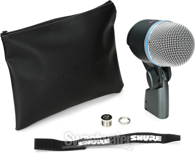 Shure Beta 52a Sweetwater Com