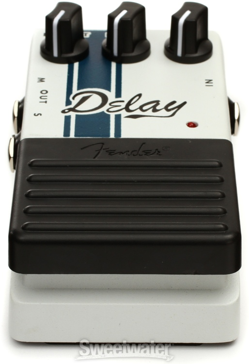 Fender Competition Delay Pedal Sweetwater Com
