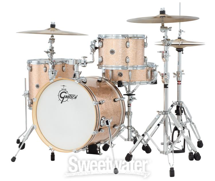 Gretsch Drums Catalina Club 4 Piece Kit With 18 Quot Bass Drum