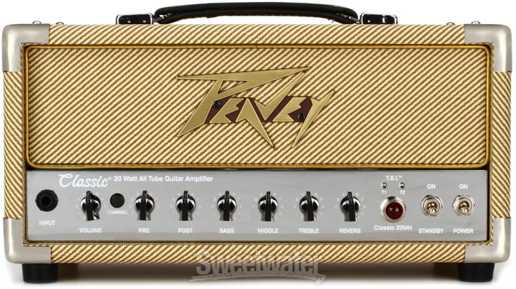winter namm 2015 peavey classic 20 mh sweetwater. Black Bedroom Furniture Sets. Home Design Ideas