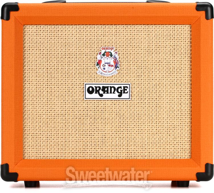 orange crush 20rt combo amplifier sweetwater at winter namm 2015 sweetwater. Black Bedroom Furniture Sets. Home Design Ideas