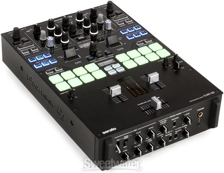 Pioneer Dj Djm S9 2 Channel Mixer For Serato Dj