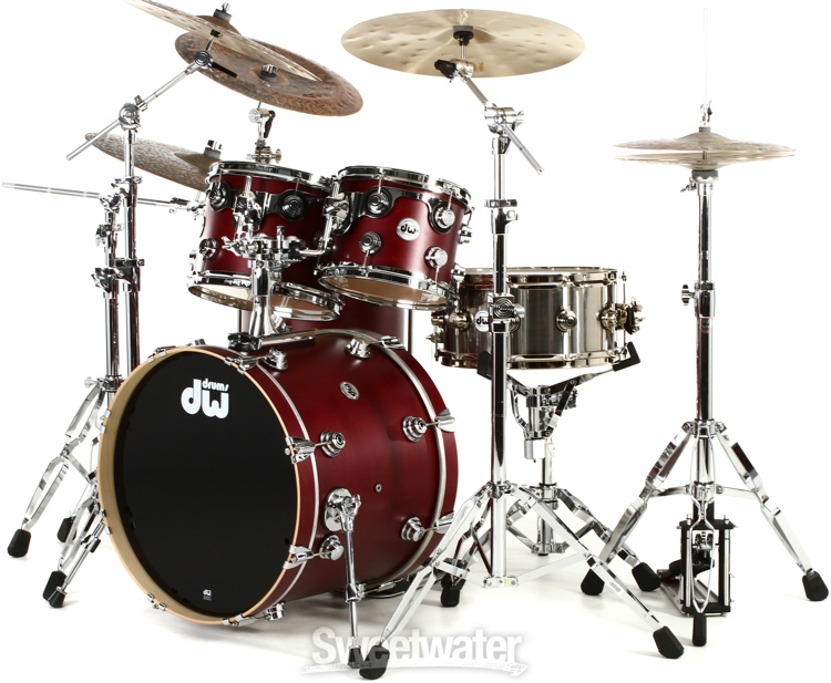 Dw Collector S Series Satin Oil 4 Piece Shell Pack