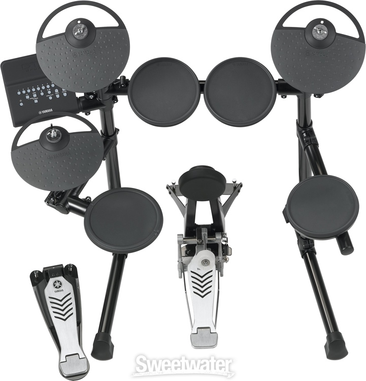 Yamaha dtx450k electronic drum kit for Yamaha dtx review