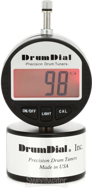 Drumdial Digital Precision Drum Tuner Sweetwater Com