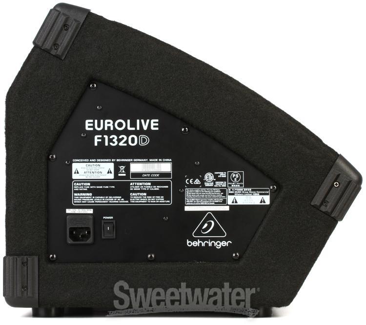 Behringer Eurolive F1320d Sweetwater Com