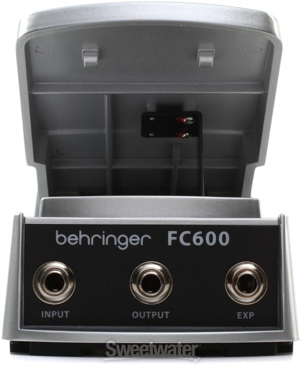 behringer fc600 heavy duty volume and expression controller. Black Bedroom Furniture Sets. Home Design Ideas