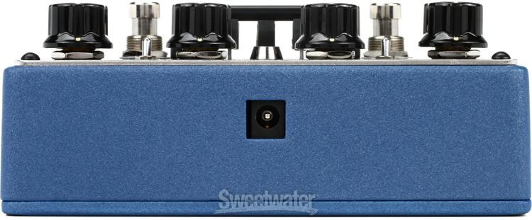 pedal of the day mesa boogie flux five overdrive pedal with 5 band eq sweetwater. Black Bedroom Furniture Sets. Home Design Ideas