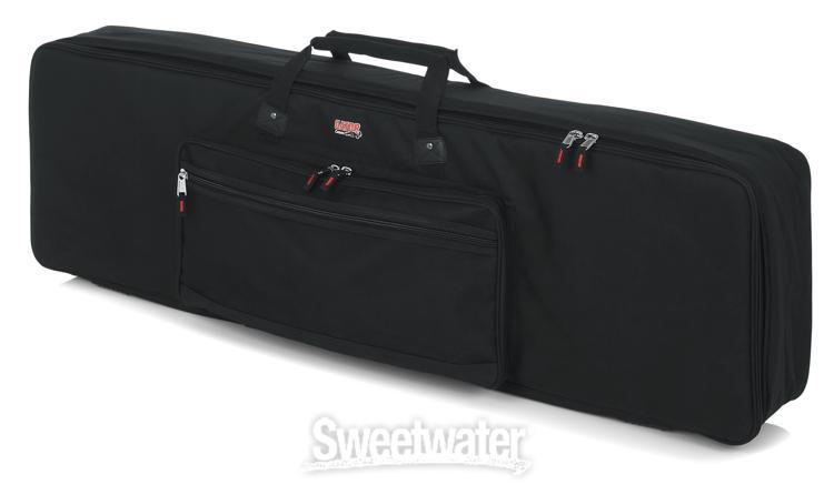 Gator Gkb Keyboard Gig Bag 88 Key Sweetwater Com