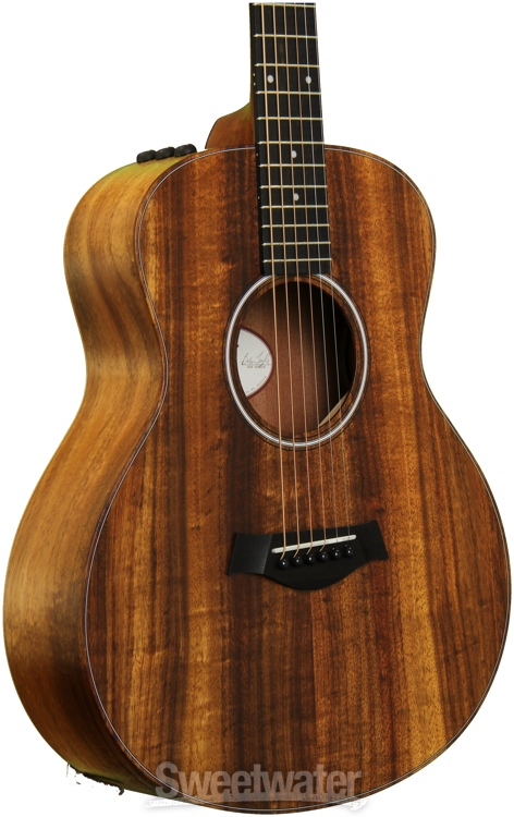 taylor gs mini e koa guitar review sweetwater. Black Bedroom Furniture Sets. Home Design Ideas