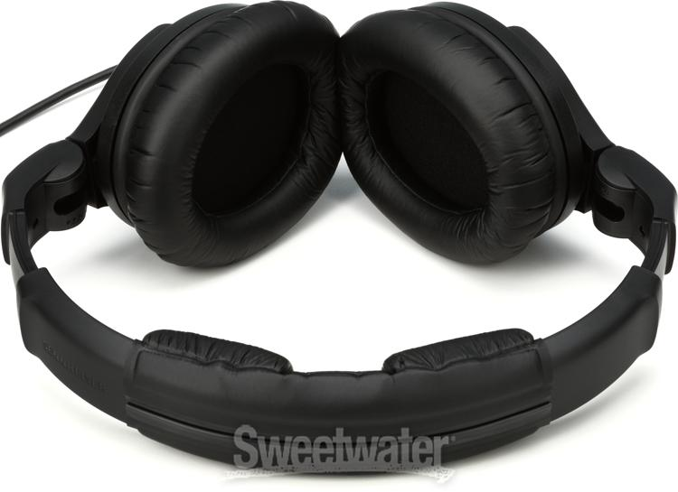 sennheiser hd 280 pro studio headphones over ear closed. Black Bedroom Furniture Sets. Home Design Ideas