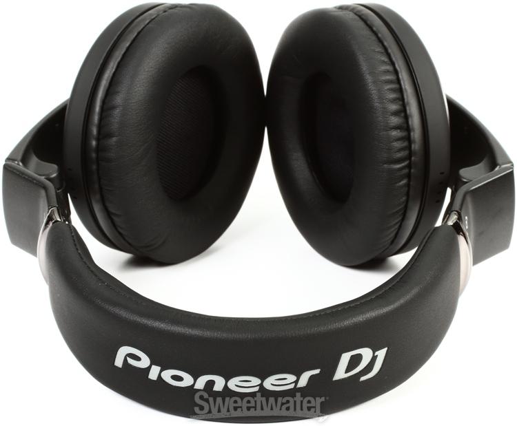 Pioneer Dj Hdj 2000mk2 Reference Dj Headphones Black