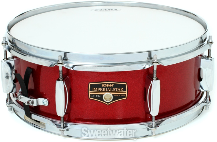 tama imperialstar bop acoustic drum kit review insync sweetwater. Black Bedroom Furniture Sets. Home Design Ideas