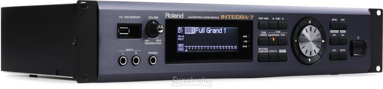 roland integra 7 inputs sweetwater. Black Bedroom Furniture Sets. Home Design Ideas