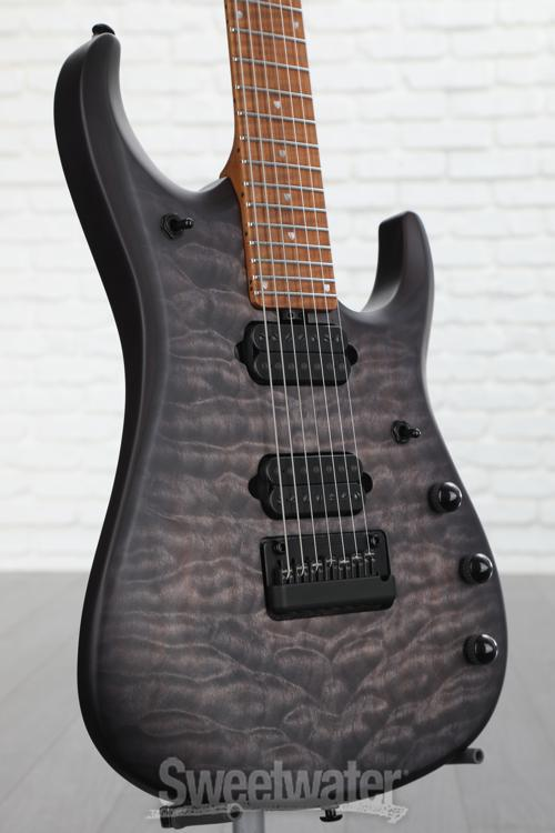 john petrucci gives in depth overview of his signature line of ernie ball sweetwater. Black Bedroom Furniture Sets. Home Design Ideas