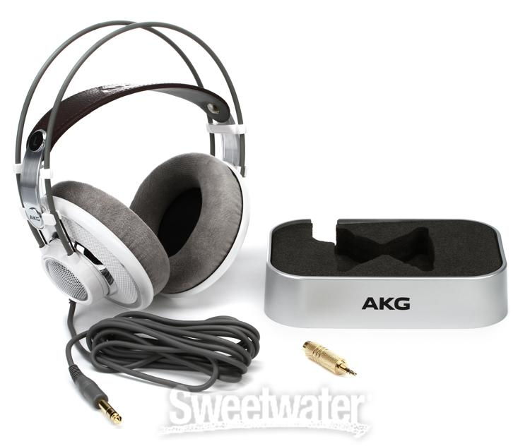 AKG K701 Open-back Studio Reference Headphones | Sweetwater.com