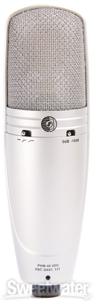Shure Ksm44a Sweetwater Com