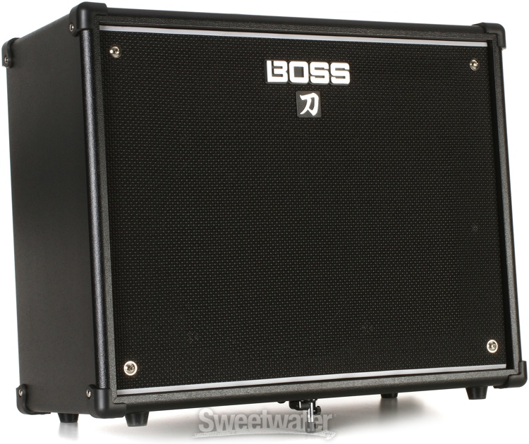 boss katana 100 100 50 0 5w 1x12 guitar combo amp. Black Bedroom Furniture Sets. Home Design Ideas