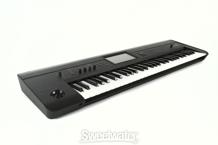 Korg Krome 61 Key Synthesizer Workstation Sweetwater Com