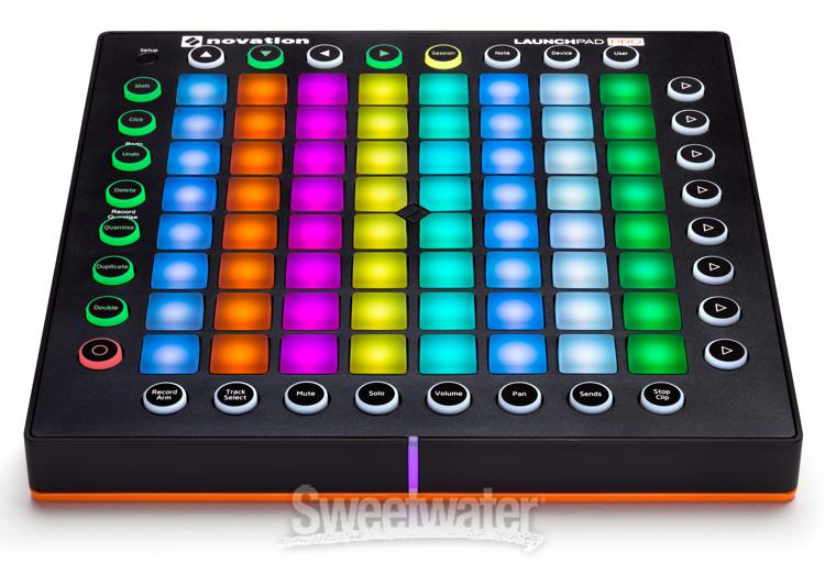 winter namm 2015 house of worship novation 39 s new launchpad pro gives. Black Bedroom Furniture Sets. Home Design Ideas
