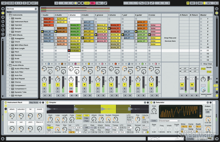 Remote sl v2 sweetwater - Difference between ableton live lite and full version ...