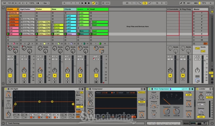 how to upgrade ableton live