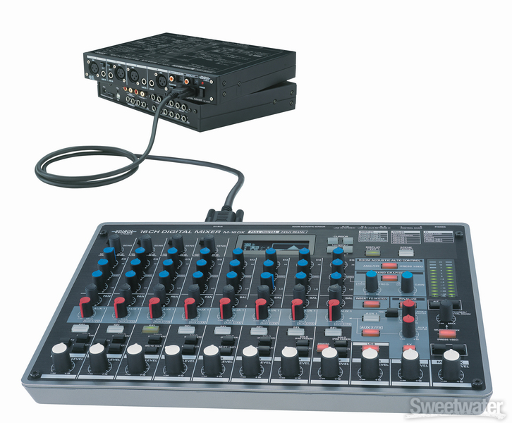computer interface standalone digital mixer for live app music player network. Black Bedroom Furniture Sets. Home Design Ideas
