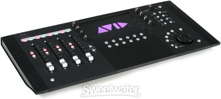 euphonix mc control v2 review sweetwater. Black Bedroom Furniture Sets. Home Design Ideas