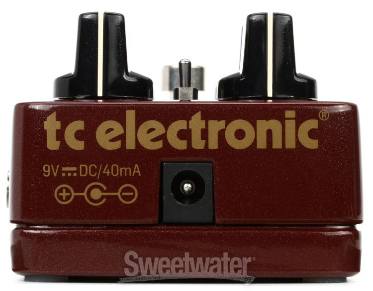 Tc Electronic Mojomojo Overdrive Sweetwater Com