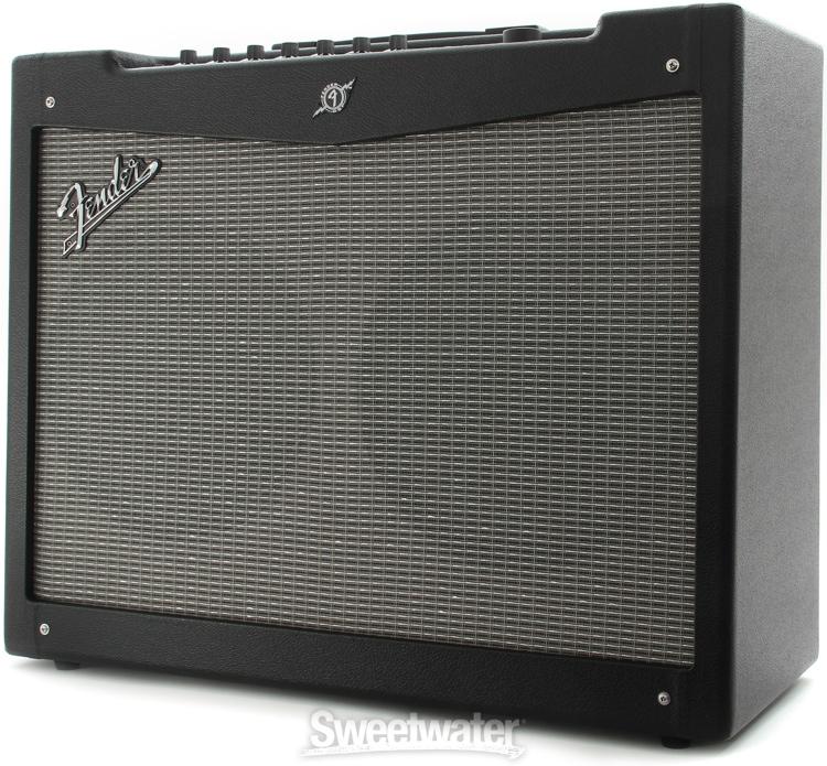 fender mustang iv v2 modeling 150w 2x12 guitar combo amp. Black Bedroom Furniture Sets. Home Design Ideas