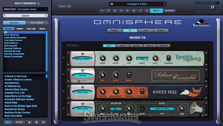 omnisphere fl studio install