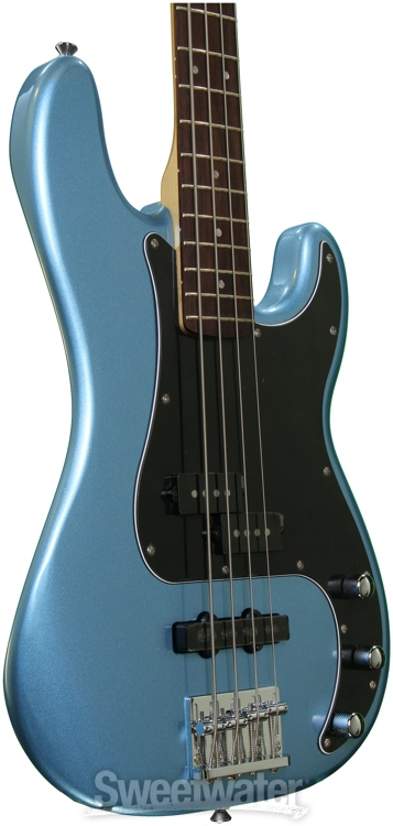 Squier Vintage Modified Precision Bass Pj Lake Placid