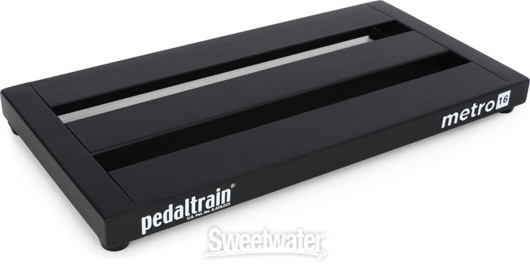 Pedaltrain Metro 16 16 Quot X8 Quot Pedalboard With Soft Case