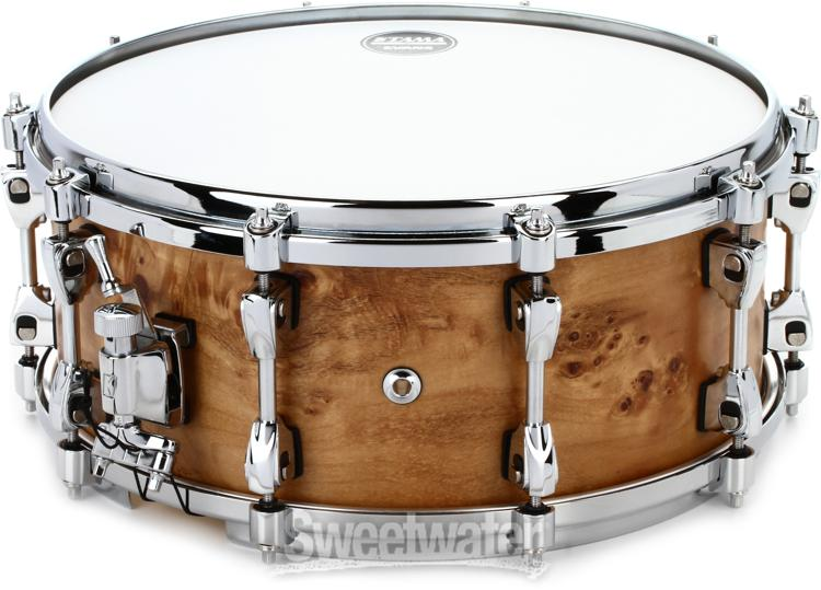 Tama PMM146STM Starphonic Maple Snare Drum Review by ...