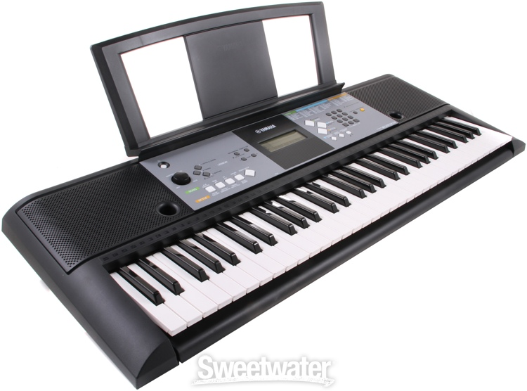 Yamaha psr e233 for Yamaha professional keyboard price