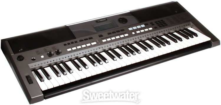 winter namm 2014 yamaha psr e443 sweetwater. Black Bedroom Furniture Sets. Home Design Ideas