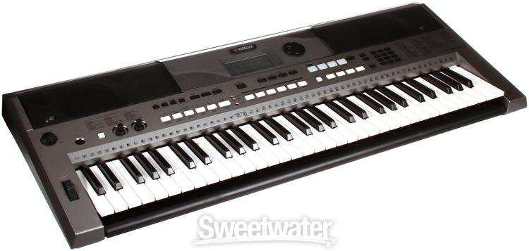 Yamaha Psr E443 61 Key Portable Arranger Sweetwater Com