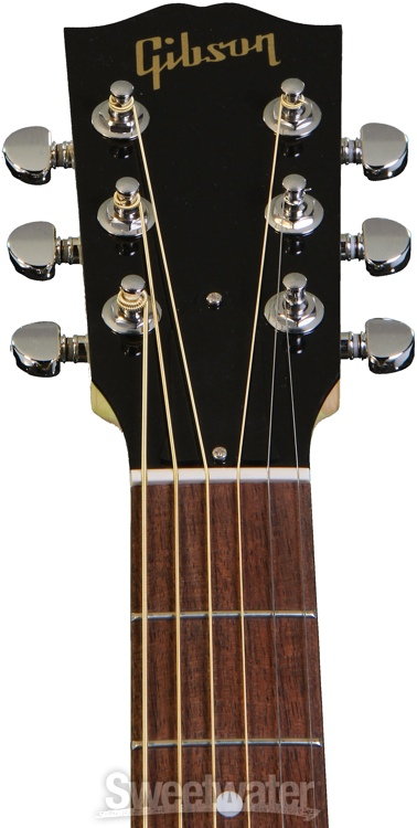 gibson acoustic j 15 acoustic electric guitar demo sweetwater. Black Bedroom Furniture Sets. Home Design Ideas