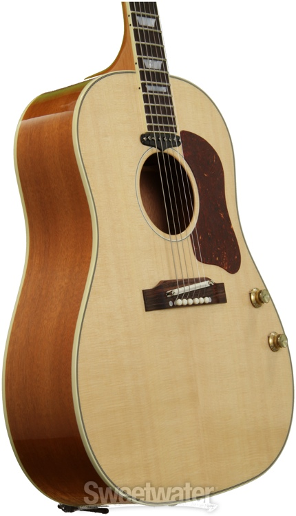 gibson acoustic john lennon j 160e peace natural guitar of the day sweetwater. Black Bedroom Furniture Sets. Home Design Ideas