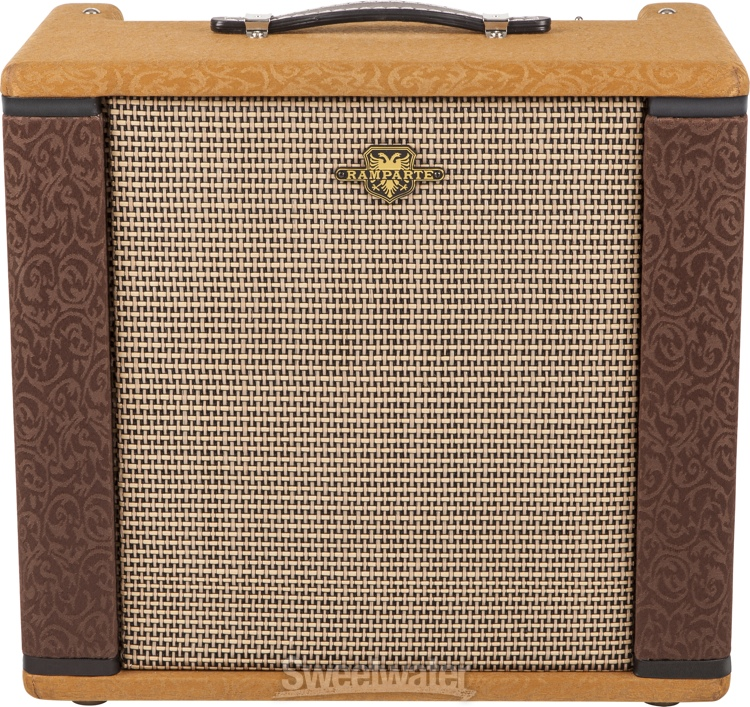 fender pawn shop ramparte tube combo amplifier demo sweetwater. Black Bedroom Furniture Sets. Home Design Ideas