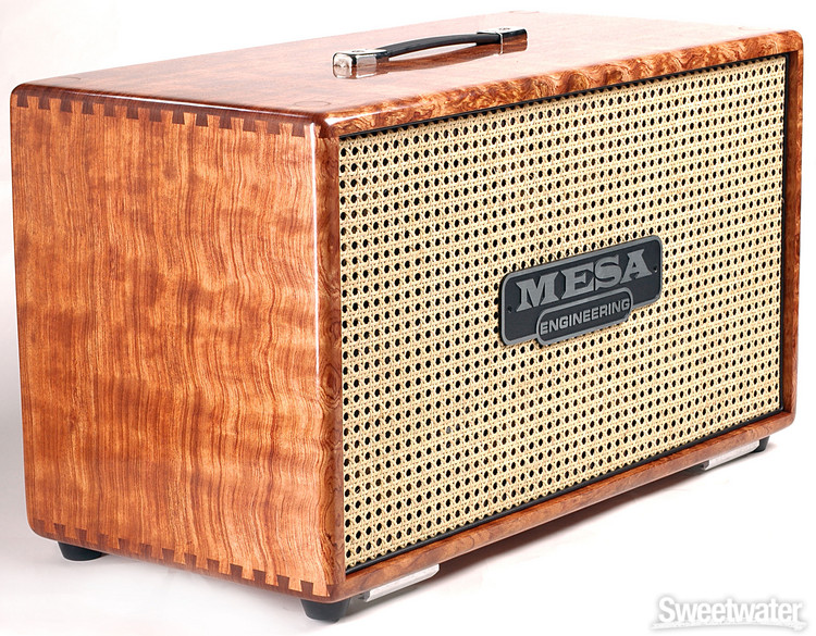 mesa boogie private reserve 2x12 rectifier quilted bubinga. Black Bedroom Furniture Sets. Home Design Ideas