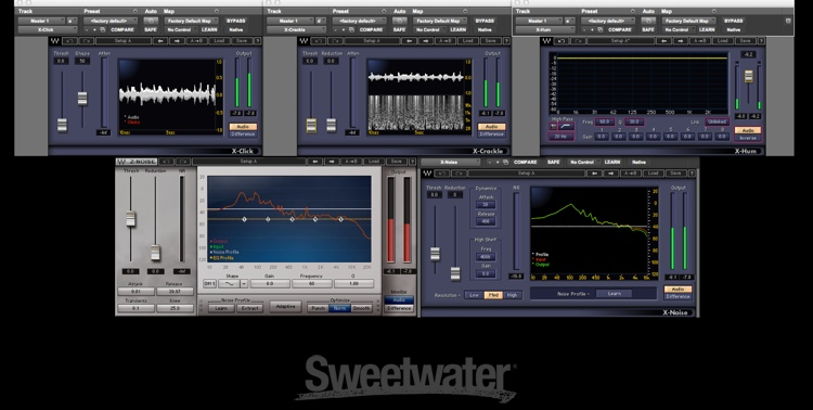 Waves - Complete 96R46 Full Crack - Thế Giới Plugin